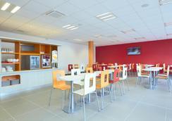 波尔多西部 - 梅里尼亚克机场普瑞米尔经典酒店 - 梅里尼亚克 - 餐馆