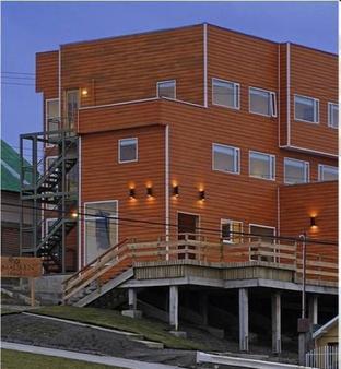 特曼肯酒店 - 纳塔列斯港 - 建筑