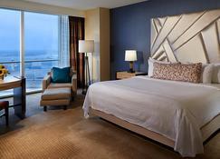 大西洋城硬石酒店及娱乐场 - 大西洋城 - 睡房