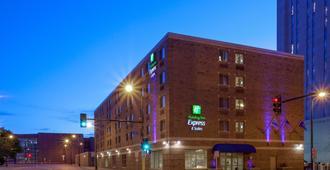 明尼阿波利斯市中心智选假日酒店 - 明尼阿波利斯 - 建筑
