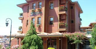 图尔库豪斯精品酒店 - 伊斯坦布尔 - 建筑