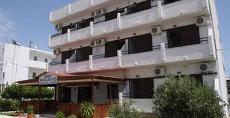 安达维斯酒店 - 卡达麦纳 - 建筑