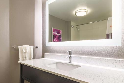 亚历山大机场拉金塔旅馆及套房 - 亚历山德里亚 - 浴室