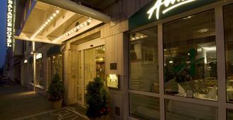 莱比锡阿尔特麦斯佰伦斯酒店 - 莱比锡 - 建筑