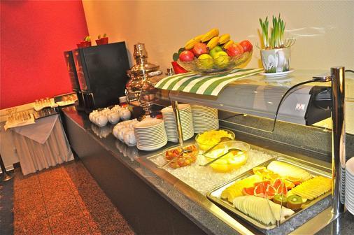 法兰克福萨沃伊酒店 - 法兰克福 - 自助餐