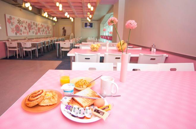 加的夫柑橘酒店-康帕斯酒店集团 - 卡迪夫 - 餐馆