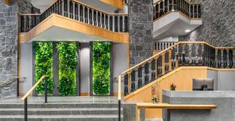 惠斯勒威斯汀温泉度假酒店 - 惠斯勒 - 建筑