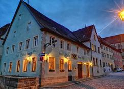 施瓦泽阿德勒酒店 - 罗滕堡 - 建筑