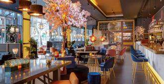 铂尔曼伦敦圣潘克拉斯酒店 - 伦敦 - 餐馆