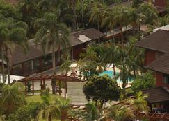 金塔比卡阿瓜酒店 - 弗洛里亚诺波利斯 - 户外景观