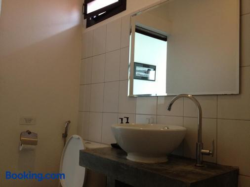 塞利塞利旅馆 - 龟岛 - 浴室