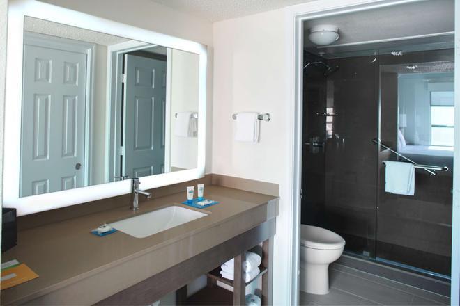 达拉斯凯悦酒店 - 达拉斯 - 浴室