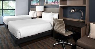 達拉斯凱悅酒店 - 达拉斯 - 睡房