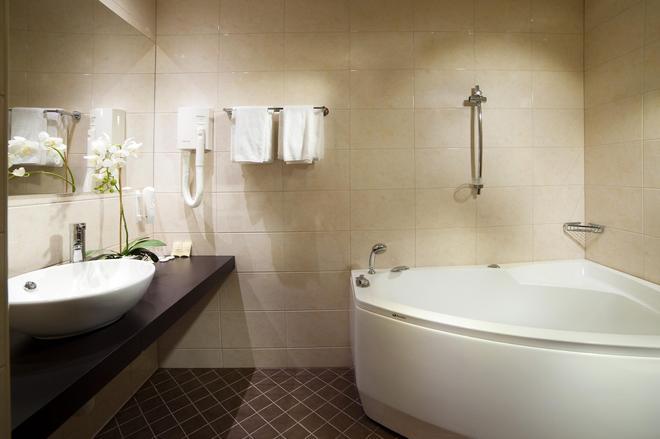 塔林库特兹瓦尔德酒店 - 塔林 - 浴室