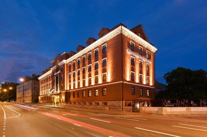 塔林库特兹瓦尔德酒店 - 塔林 - 建筑