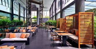 新加坡克拉码头智选假日酒店 - 新加坡 - 餐馆