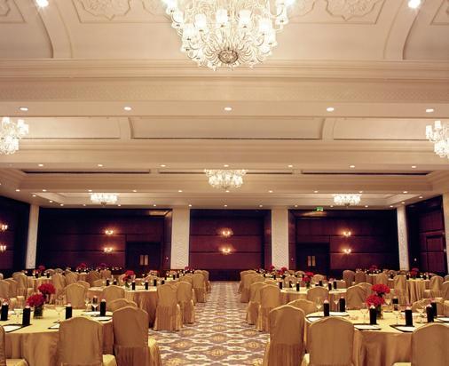 新德里泰姬陵宫酒店 - 新德里 - 宴会厅