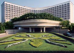 新德里泰姬陵宫酒店 - 新德里 - 建筑