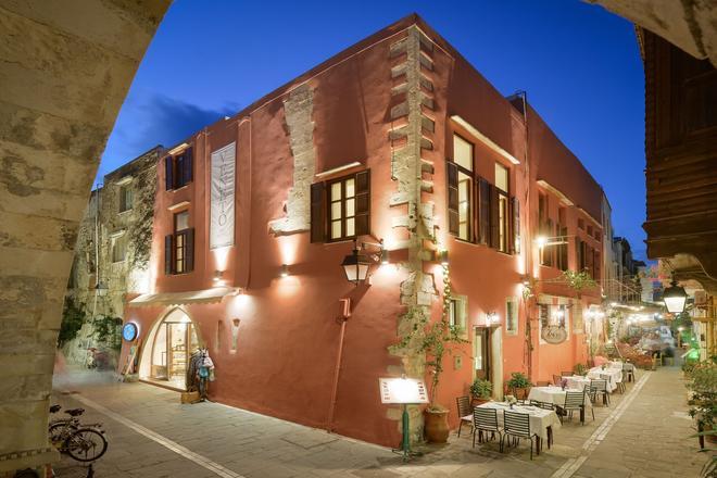 威尼托精品酒店 - 罗希姆诺 - 建筑