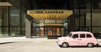 芝加哥朗廷酒店 - 芝加哥 - 建筑