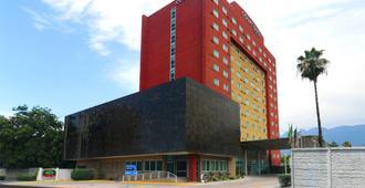 蒙特雷圣赫罗尼莫万怡酒店 - 蒙特雷 - 客房设施