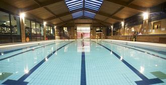 水边酒店和休闲俱乐部 - 曼彻斯特 - 游泳池