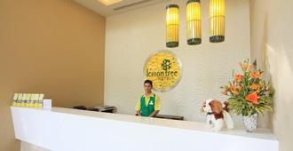班加罗尔纽索尔湖柠檬树尚品酒店 - 班加罗尔 - 柜台
