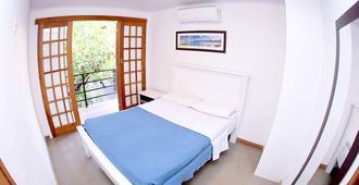 普拉维达旅馆 - 里约热内卢 - 睡房