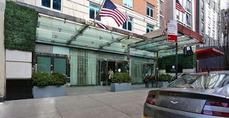 海登酒店 - 纽约 - 建筑