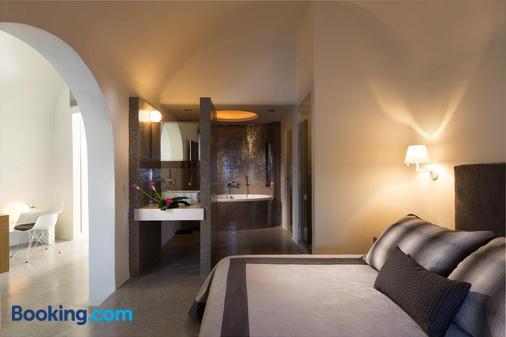 阿瓦隆温泉度假酒店 - 易莫洛林 - 睡房