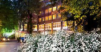多米希尔北欧酒店 - 汉堡 - 建筑