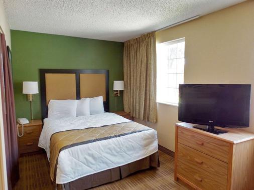 酒店Extended Stay America - 达拉斯 - 普莱诺景观道路 - 普莱诺 - 睡房