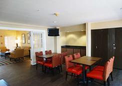 酒店Extended Stay America - 达拉斯 - 普莱诺景观道路 - 普莱诺 - 餐馆