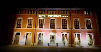 因佩里昂酒店 - 坎加斯-德奥尼斯 - 建筑