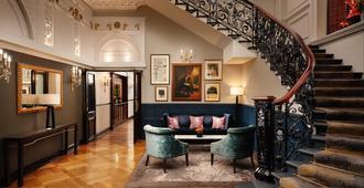 伦敦贝利酒店 - 伦敦 - 大厅