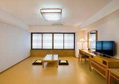 庆州K酒店 - 庆州 - 睡房