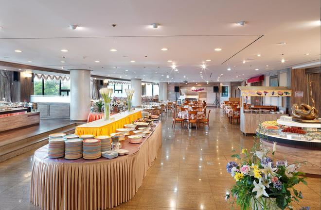 庆州K酒店 - 庆州 - 自助餐