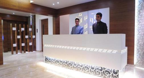 孟买皇家公园酒店 - 孟买 - 柜台