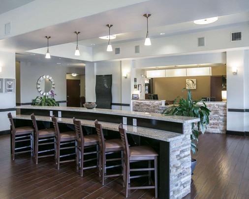Sleep Inn & Suites Round Rock - 圆石城 - 大厅