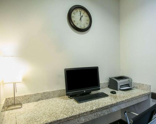 Sleep Inn & Suites Round Rock - 圆石城 - 商务中心