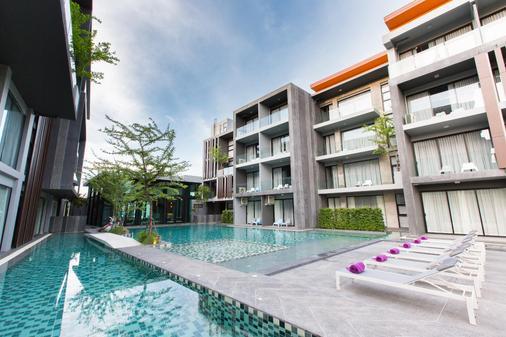 普吉岛玛雅酒店 - 奈通海滩 - 游泳池