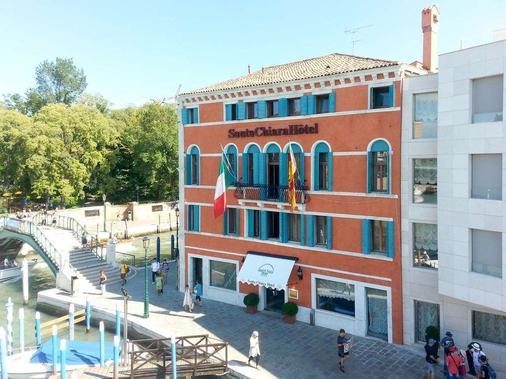 桑塔基娅拉酒店 - 威尼斯 - 建筑
