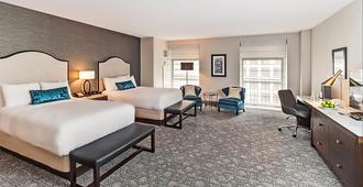芝加哥洲际酒店 - 芝加哥 - 睡房