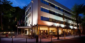 Nh桑坦德城市酒店 - 桑坦德