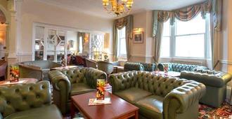 大不列颠克利夫顿酒店 - 斯卡伯勒 - 休息厅