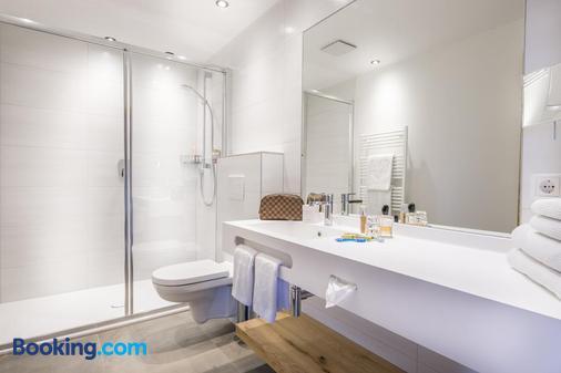葛里希纳酒店 - 阿尔山麓圣安东 - 浴室