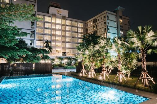 白金套房 - 曼谷 - 建筑