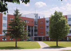 主教大学酒店 - 舍布鲁克 - 建筑