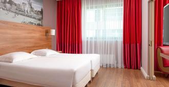阿德吉奥莫斯科帕维列茨酒店 - 莫斯科 - 睡房