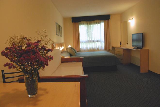 马尔提公寓酒店 - 蒙得维的亚 - 睡房